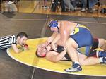 Braves Wrestling at Woodford County Invitational